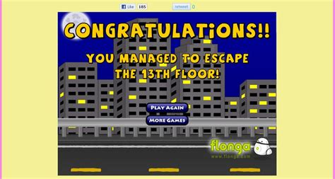 Escape The 13th Floor Walkthrough Written by Escape The 13th Floor Use Your Knowledge And Intuition