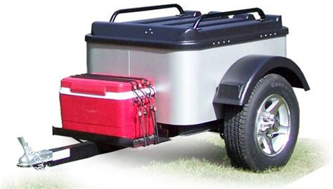 Small Trailers To Pull Behind Your Car