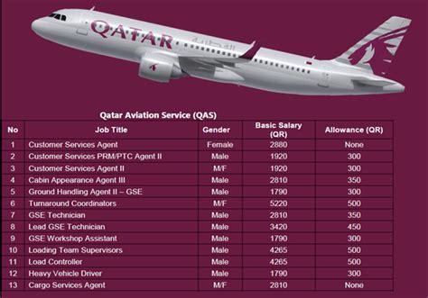 qatar airways recruitment 1000 job openings for filipinos