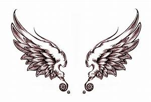 angel wings on Pinterest | Angel Wing Tattoos, Wings and ...