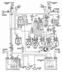 1982 Fiat Spider 124 Wiring Diagram