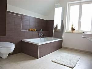 Badezimmer Fliesen Braun : bad creme perfekt ~ Orissabook.com Haus und Dekorationen
