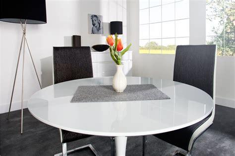 table de cuisine ronde avec rallonge table ronde extensible blanche prix table ronde