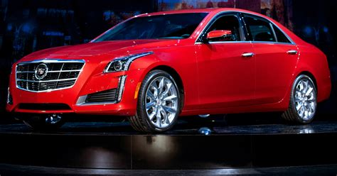 2014 Cadillac Price by Cadillac Boosts Price Of Redone 2014 Cts By 6 000