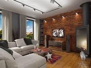Wohnzimmer Beleuchtung Ideen : wohnzimmerbeleuchtung beispiele und tipps zur planung ~ Yasmunasinghe.com Haus und Dekorationen
