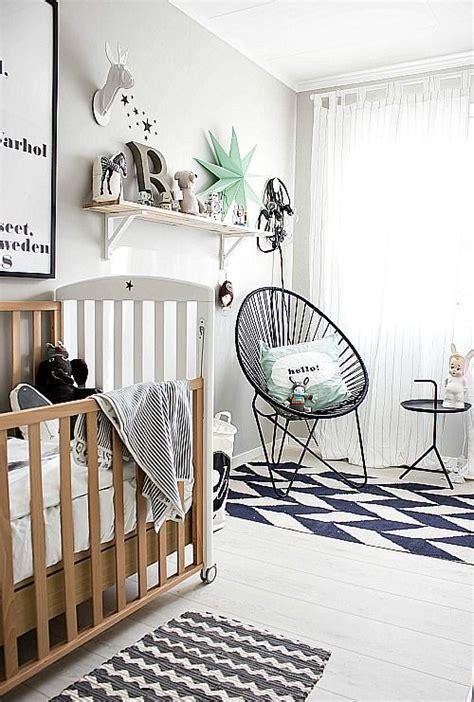 chambre bebe vintage une touche de vintage pour une chambre bébé dans l 39 air du