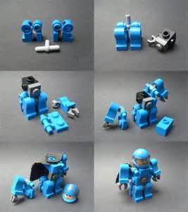 LEGO Space Marine Instructions