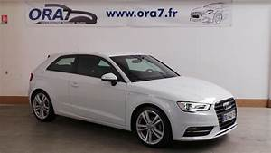 Audi Occasion Lyon : audi a3 2 0 tdi 150ch fap s line occasion lyon neuville sur sa ne rh ne ora7 ~ Gottalentnigeria.com Avis de Voitures