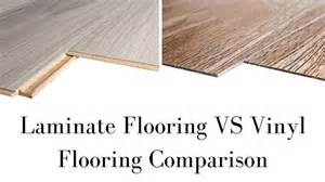 laminate flooring vs vinyl flooring comparison