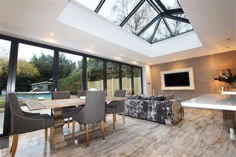 Glass Extensions By Harrogate Windows