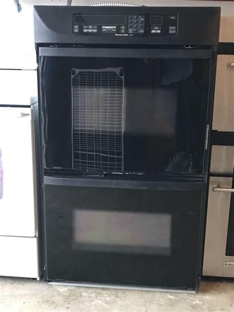 kitchenaid superba double wall oven drawer warmer