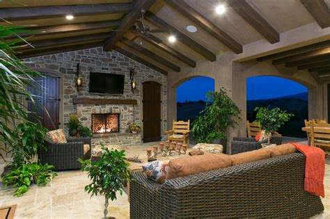 sur country house veranda room traditional patio