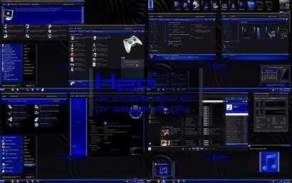 Windows Theme H20 Desktop Deviantart Customization Guys