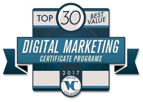 best schools for digital marketing rutgers mini mba digital marketing program ranked in top