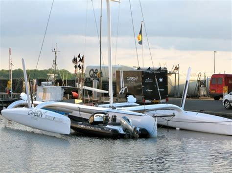 Trimaran For Sale by Carbon 3 Trimaran