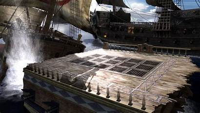 Soulcalibur Ship Sinking Merchant Soul Stages Pirate