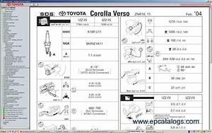 Toyota Verso 2004
