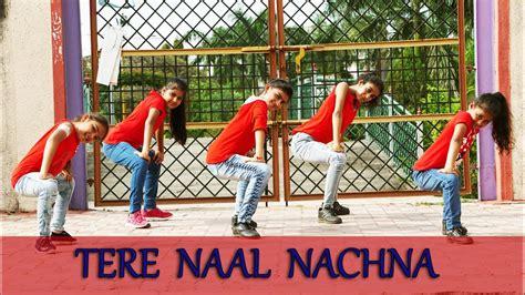Tere Naal Nachna//badshah,sunanda Sharma,//choreographer