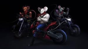 Biker Mice from Mars by LimonTea on DeviantArt