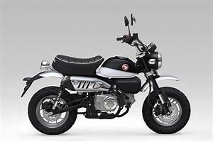 Honda Monkey 125 : honda monkey bike in dealers by the end of july ~ Melissatoandfro.com Idées de Décoration