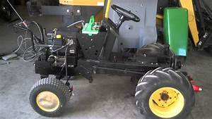 John Deere 316 Replacement Engine