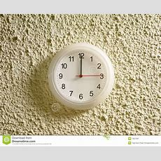 1200 Pm On The Clock Stock Image Image Of Shipping, Structure 1927391