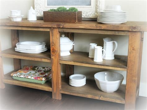 how to build a buffet table woodworking diy outdoor buffet table plans pdf download