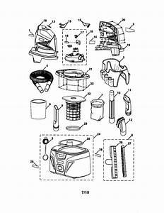 F04 Shop Vac Wiring Diagram