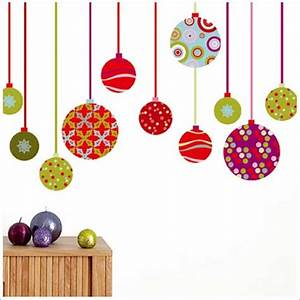 Photo Deco Noel : stickers sapin d co de no l design ~ Zukunftsfamilie.com Idées de Décoration