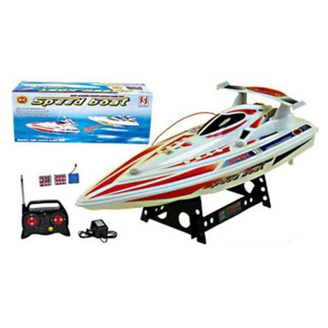 Rc Boats Model Speed by Ready To Run Remote Ep Racing Model Speed Boat 29 Quot