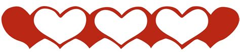 Border clipart free valentine PNG and cliparts for Free ...