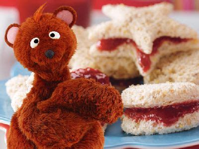 It shouldn't be related but it is — we know which fashion accessory you are based on your food choices. All Recipes - Sesame Street   Fun kids food, Fun cooking, Sammies recipe