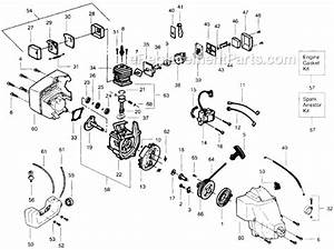 32 Poulan Wild Thing 2375 Fuel Line Diagram