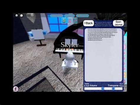 I got the horses in the back (meme) 2938169566 hd r u. Lovely - Billie Eilish Piano - Royale High - YouTube