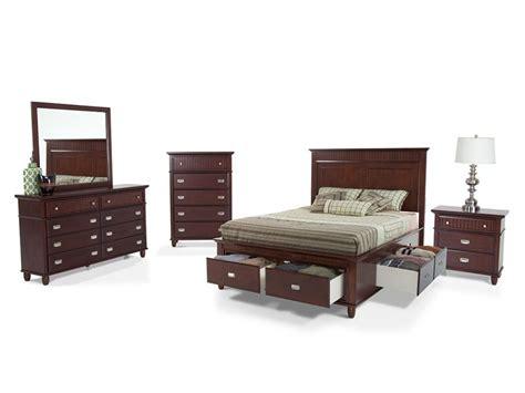 Bob S Discount Furniture Bedroom by Spencer Storage 8 King Bedroom Set Bedroom Sets