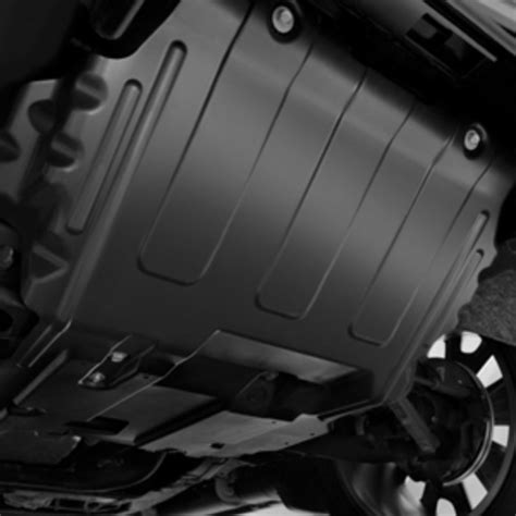 yukon denali underbody shield  engines
