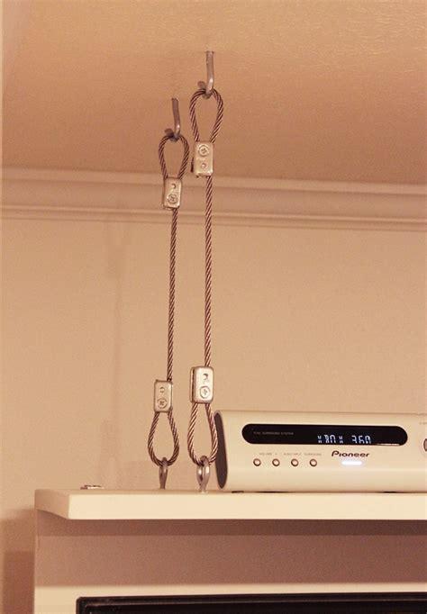 ceiling hanging shelf diy how to build an industrial hanging shelf
