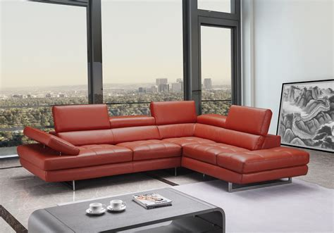 Contemporary Sectionals Sofas by Contemporary Style Tufted Corner Sectional L Shape Sofa