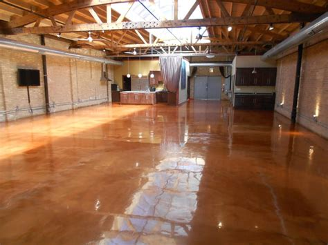 epoxy flooring house metallic epoxy floor