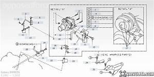 Diagrama De Vacio De Turbo Subaru Sti 98