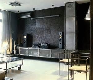 HD wallpapers decoration interieur salon marron