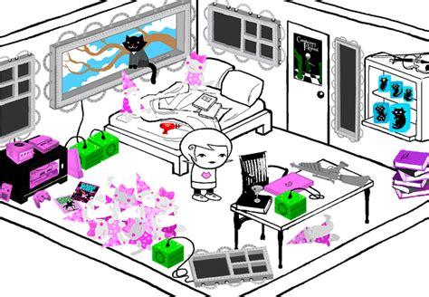 Roxy's room   MS Paint Adventures Wiki   FANDOM powered by Wikia