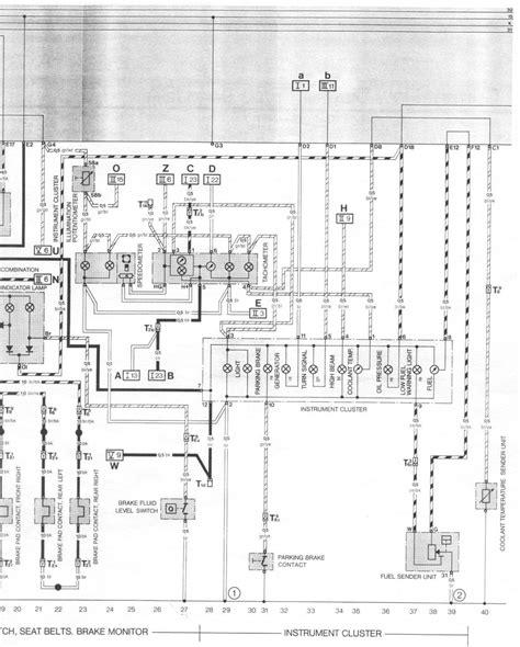 Porsche 928 Fuel Wiring Diagram by Pelican Parts Porsche 924 944 Electrical Diagrams