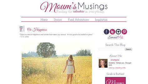 blog design custom designs portfolio modern style