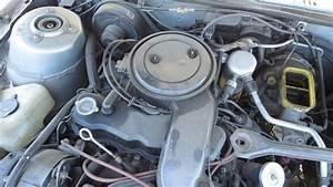 Junkyard Gem  1984 Oldsmobile Omega Brougham