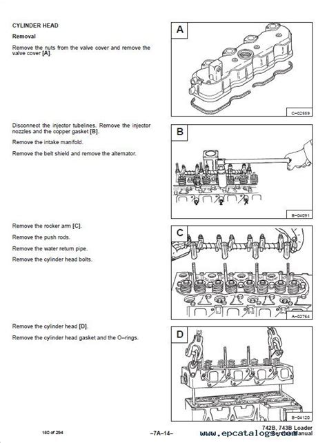 Bobcat 741 Wiring Diagram by Bobcat Wiring Diagram Downloaddescargar