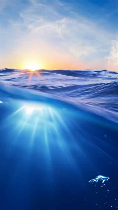 4k Ocean 8k Sea Sun Water Nature