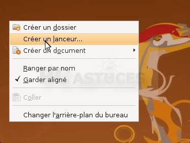 raccourci bureau ubuntu creer un raccourci bureau 28 images module 2 le syst
