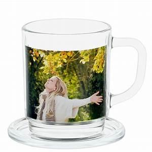 Teetassen Aus Glas : tasse gestalten teetasse aus glas untersetzer tassendruck ~ Buech-reservation.com Haus und Dekorationen