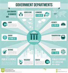 Government Departments Stock Vector - Image: 55575751